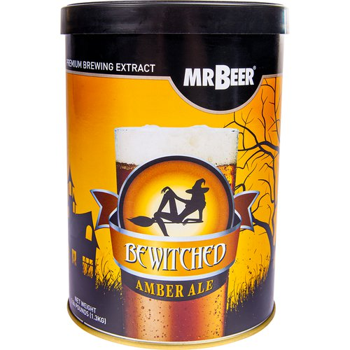 Brewkit Coopers Bewitched Amber Ale - 2 ['prezent', ' amber ale', ' brewkit', ' piwo']