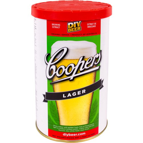 Brewkit Coopers Lager - 2