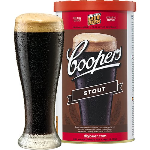 Brewkit Coopers Stout  - 1 ['black friday']