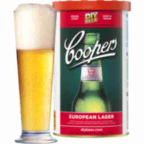 Brewkit Coopers European Lager