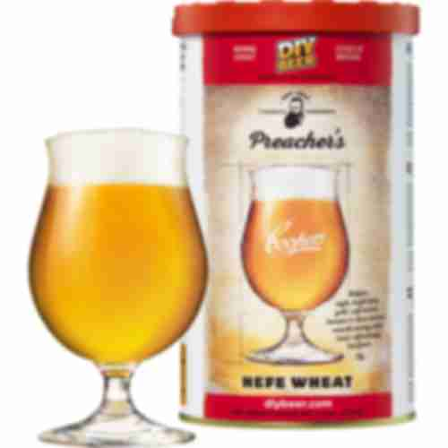 Brewkit Coopers Preacher's Hefe Wheat