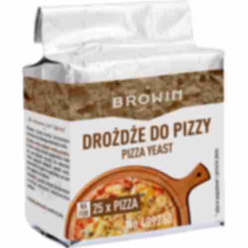 Drożdże do pizzy - 100g