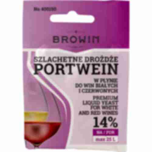 Drożdże winiarskie Portwein, 20 ml